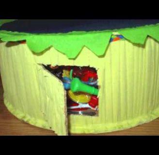 Como hacer piñatas de carton para todo tipo de ocasión