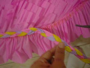 como hacer piñatas de carton 10
