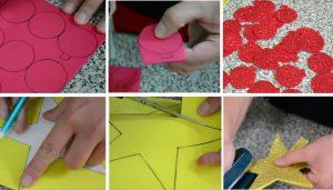 como hacer piñatas navideñas 10