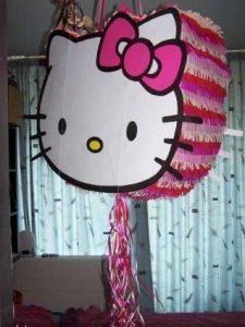Como hacer piñatas de papel crepe