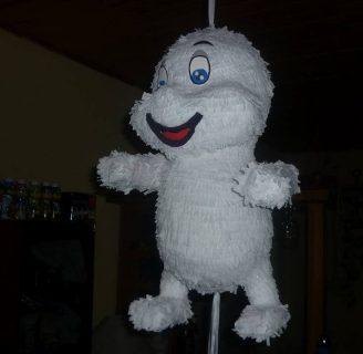 Como hacer piñatas para Halloween de forma fácil y divertida.
