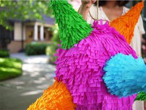 como hacer una piñata casera 4