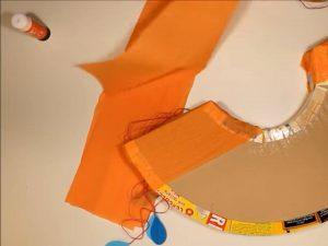 como hacer piñatas con tiras de carton 13