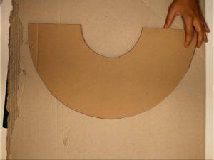 como hacer piñatas con tiras de carton 4