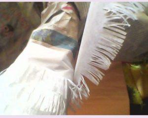 como hacer piñatas de alambre