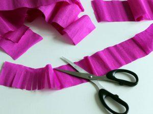 como hacer piñatas de numeros 9