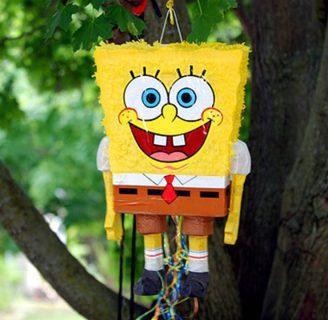 Como hacer piñatas de personajes paso a paso