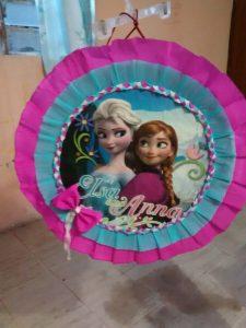 como hacer piñatas de tambor