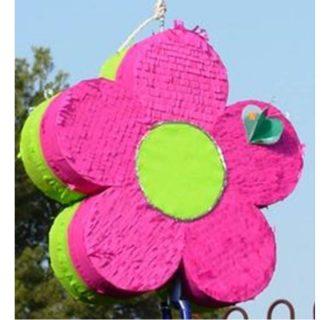 Como hacer piñatas en forma de flor