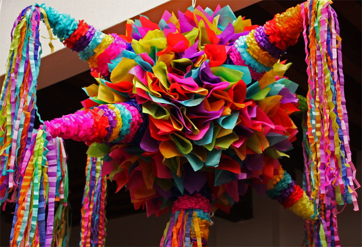 Como Hacer Piñatas Mexicanas De Manera Tradicional