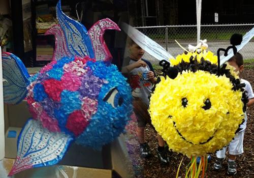 Como Hacer Piñatas Para Niños Fáciles Y Bonitas Variadas