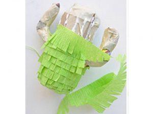 como hacer piñatas pequeñas 7