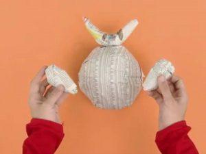 como hacer una piñata art attack 8