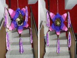 como hacer una piñata de estrella 10