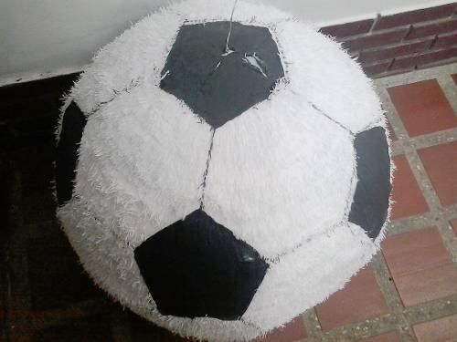 Como Hacer Una Piñata Redonda Con Forma De Balón