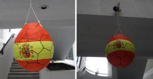 Cómo hacer piñatas pintadas a mano