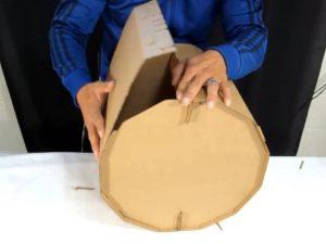 como hacer piñatas 3D 5