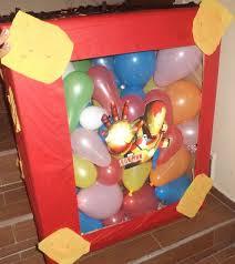 Cómo hacer piñatas rellenas de globos fácilmente con cartón