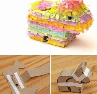20 formas creativas de hacer una piñata