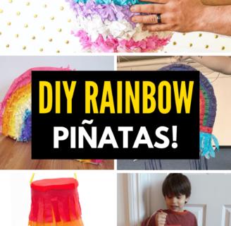 75 ideas de piñata de bricolaje súper divertidas y creativas