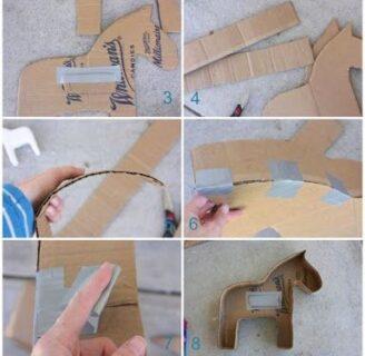 ¡Cómo hacer una piñata de bricolaje!