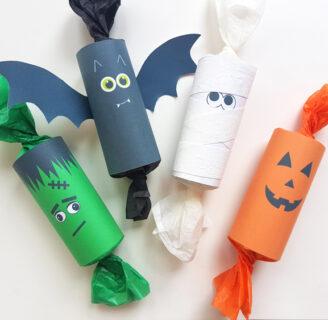 Diy Mini Piñatas Para Niños ¡Diversión de Halloween!