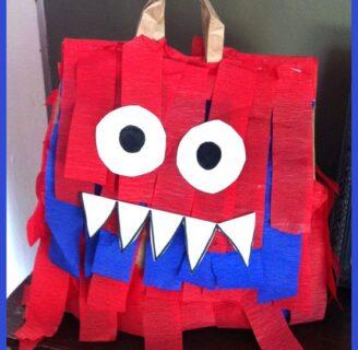Piñatas De Bolsa De Papel