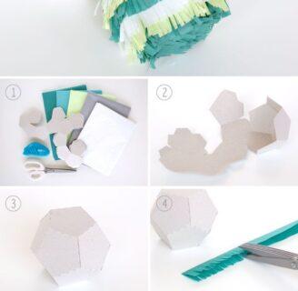 Piñatas de bricolaje para cada tipo de fiesta
