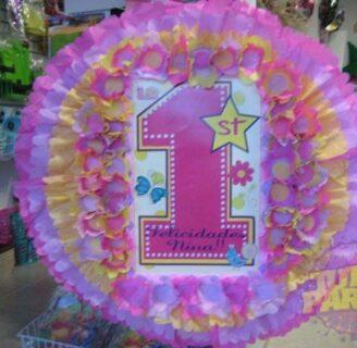 Piñatas personalizadas personalizadas para tu fiesta.